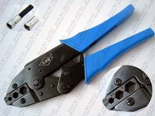 LS-457 coaxial crimping tools for crimping coax cable connectors RG6, RG58, RG11(China)