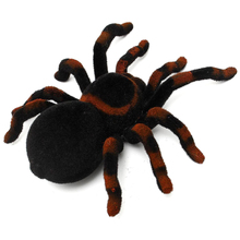 "New 8 ""RC Remote Controlled Spider Remote Control Spider Toy Gift Decoration Giant Spider Tarantula(China)"