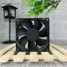 NANILUO 8025 80mm x 80mm x 25mm DL08025R12U Hydraulic Bearing PWM Cooler Cooling Fan 12V 0.50A 4Wire 4Pin Connector(China)