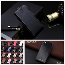 "TOP Luxury Leather Case For Highscreen Power Ice Max / IceMax 5.3"" Cellphone Wallet Flip Cover Case Housing Mobile Phone Shell"
