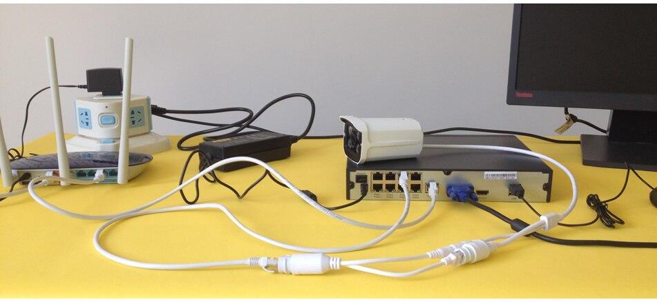 8ch poe security kit K8N76W54I2T-5336P 9-2