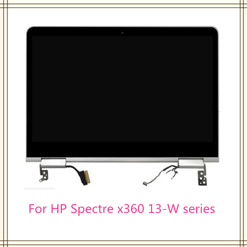 Original 1920*1080 13.3 inch lcd screen for HP Spectre x360 13-w010nf 13-w023dx (w029TU)(w030TU)LCD display panel Assembly