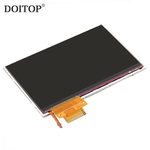 DOITOP Original LCD Display Screen Backlight Replacement for Sony for PSP 2000 For PlayStation Portable LCD Repair Part(China)