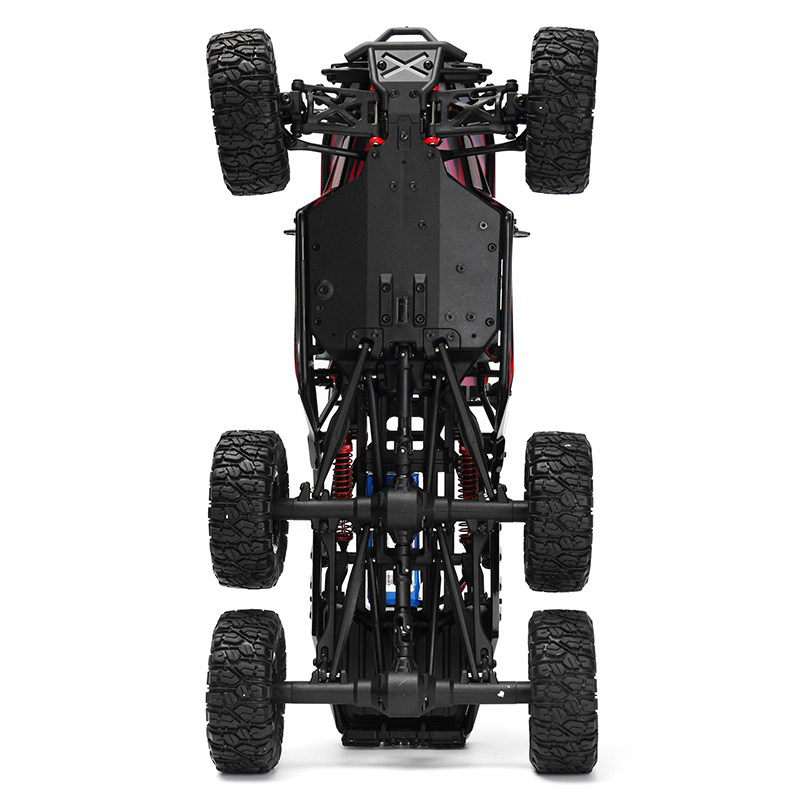 06-9 FY06FY07 112 2.4GHz 6WD RC Off-road Desert Truck RTR 60km70km High Speed Metal Shock Absorber LED Lights boy best gift toy