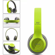Good Quality Bluetooth 4.1 Headphone Stereo Bass Wireless Headset Earphone Hands Free with MF/TF FM for Smart Phone PC Laptop