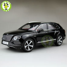 1:18 Scale Kyosho Bentley Bentayga Diecast SUV Car Model Black 08921(China)