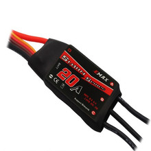 High Quality Original 1PCS Emax Simonk Series 12A 20A 25A 30A 40A ESC For Quadcopter Part QAV 250 For Multicopter