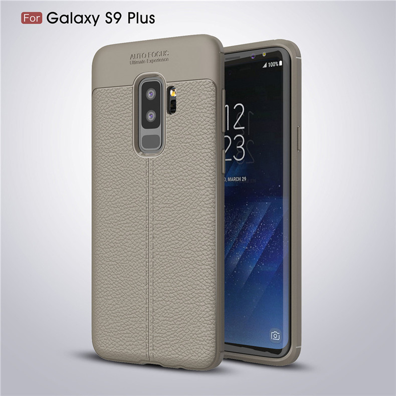 Lenuo case for Samsung Galaxy S9 Plus explosion-proof TPU soft mobile phone cover for Samsung Galaxy S9+ silicone shell cases 20