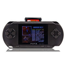 3 Inch 16 Bit Games Player Handheld Game +Free Game Card Console built-in 150 Nostalgic Classic AVG/ACT/RPG Games(China)