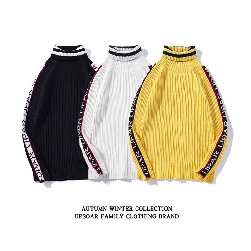 Autumn 2019 New Men Sweatshirts Pullover Tracksuit Patchwork Cotton Plus Fleece Fashion Cosplay Costume Hip Hop Streetwear