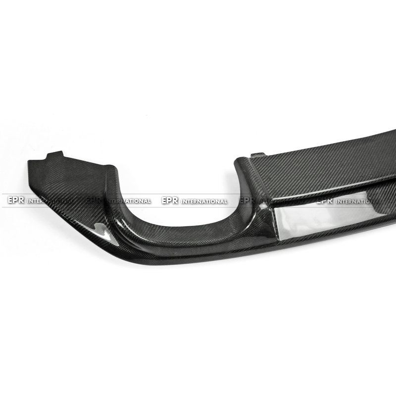 VW Scirocco (Facelifted) OEM Rear DIffuser CF(8)_1
