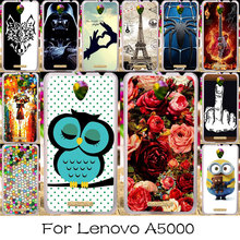 Buy Silicone Plastic Mobile Phone Case Lenovo A5000 5000 Housing Cover DIY Painted Skin Bag Shell Lenovo A5000 Back Case for $1.28 in AliExpress store