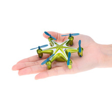 UDI TINY U846 2.4G 4CH 6 Axis RTF 3D Headless RC Mini Nano Quadcopter Drone RC Remote Control Helicopter MINI Drone(China)