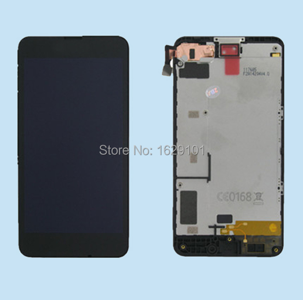 High Quality Glass LCD Display+Touch Screen Digitizer Assembly Replacement For Nokia Lumia 630 N630 Free Shipping<br><br>Aliexpress
