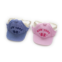 Korean style many colors pet hats dog cap cat pet grooming hat dogs suppliers pets hat for Teddy Poodle Chihuahua(China)