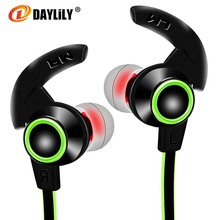 Daylily bluetooth headphones fone de ouvido bluetooth auriculares Sport bluetooth headset music wireless phone Earphone mp3 pc(China)