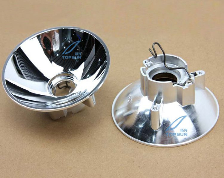 Heat Resisting  High Beam Reflector H7 D2S D2H Socket both HID Xenon Halogen Lamp for Car Headlight<br><br>Aliexpress