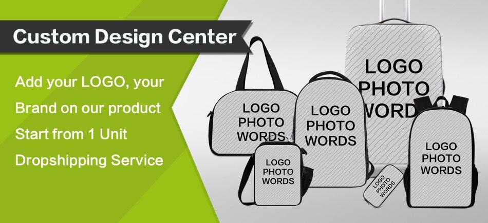 custom design bag