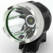 bike light CREE XM-L T6 1800 Lumens LED Headlamp Headlight Rechargeable Lamp Light & 4x 18650 battery pack & Charger
