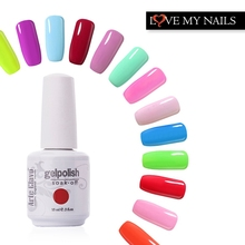 Arte Clavo 15ml Choose Any 1 From All 220 Colors Gel Polish Soak Off UV Lamp Nail Art UV Gel Nail Gel Polish