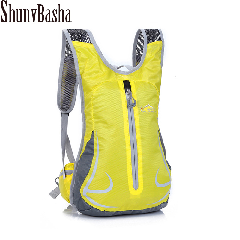Canvas Travel Backpack 12L Travel Backpack Waterproof Bicycle Backpack Ultralight Cycling Rucksacks Riding Backpack out bag <br><br>Aliexpress