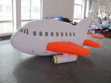 HB16 Advertisint 3m Air plane / Promotion Airplane / Sky balloon / Exhibition decoration / Inflatable decoration
