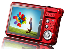 kebidu 2.7'' TFT LCD HD 720P 18MP Digital Camcorder Camera 8x Zoom Anti-shake Newest hot