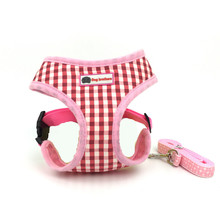 Hot Cute Small dog Harness Puppy Pet Supplies Chihuahua Leash Lead Set Dog Harness arnes perro Pet Shop Pet Harness Chihuahua
