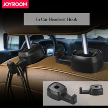 2Pcs In Car Headrest Hook Head Rest Mount Hanger Back Seats Holder 8Kg Load Bearing Taxi Gadget Storage Shackle Convenient Life