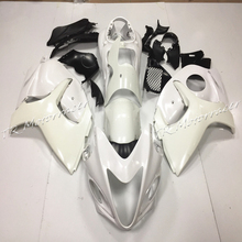 Unpainted Injection Fairing Bodywork Kit For Suzuki Hayabusa GSXR1300 2008-2014 Motorcycle Accessories White(China)