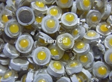 10pcs CREE Real enough 1W High Power LED lamp LEDs Diodes Bulb 110-120LM Chip SMD for 3-18W Spot light Downlight Bulb(China)