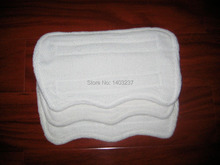 3pcs Euro Pro Shark Steam Mop Replacement Microfiber Pads S3250, 3250, S3202, 3202,S3101, 3101
