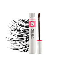 Eyelashes Lengthening Extension Colossal Volume Mascara Black Ink Alobon 3d Fiber Quick Dry Lashes Makeup Curling Natural 7662(China)