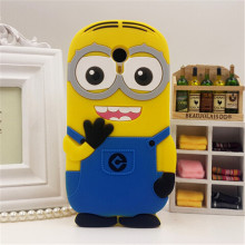 For Meizu m2 mini case cover 5.0 inch High Quality soft silicone Casing 3D Cartoon Despicable Me 2 Phone Case For Meizu m2 mini