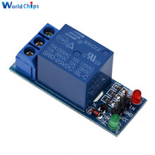5V Low Level Trigger One 1 Channel Relay Module DC AC 220V Interface Board Shield LED Indicator Arduino - Worldchips store