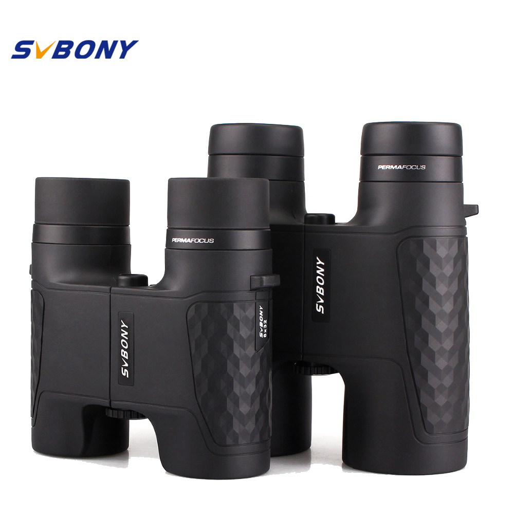SVBONY SV30 Fixed Focus Binoculars Optics 8x32/10x42mm Focus Mid-size Roof Telescope for Hunting Football Basketball Game F9319<br>