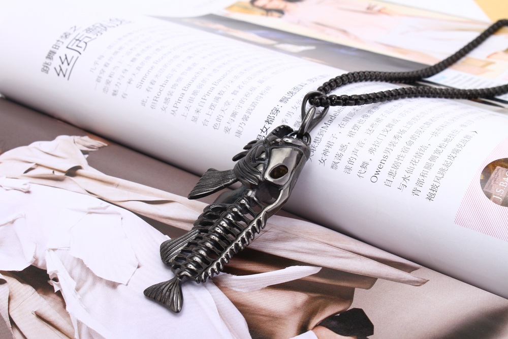 NS-PS115 fishbone pendant (9)
