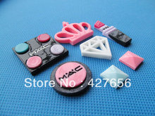 5 Sets Very hot and Kawaii Resin Set Cabochon Charm Finding,Phone Decoration Kit,DIY Accessory Jewellery Making