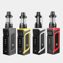 80W Full Vape1 - Box E Pen Vapor E-Cigarette Starter Full Kit with 2000mAh Battery 3.5mL Atomiser(China)