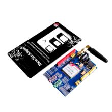 SIM900 GPRS/GSM Shield Development Board Quad-Band Module For  Compatible