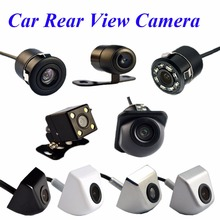 Waterproof Car Parking Assistance View Camera Or Parking Monitor CCD Wire Car Rear View Camera(China)