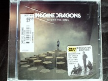 IMAGINE DRAGONS - NIGHT VISIONS USA Original CD SEALED Best Buy EXCLUSIVE EDITION Jewel case damaged(China)
