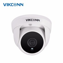 VIKCONN 4.0MP HD AHD Security Camera Indoor Dome CCTV Camera Video Surveillance Camera 30M IR Camera(China)