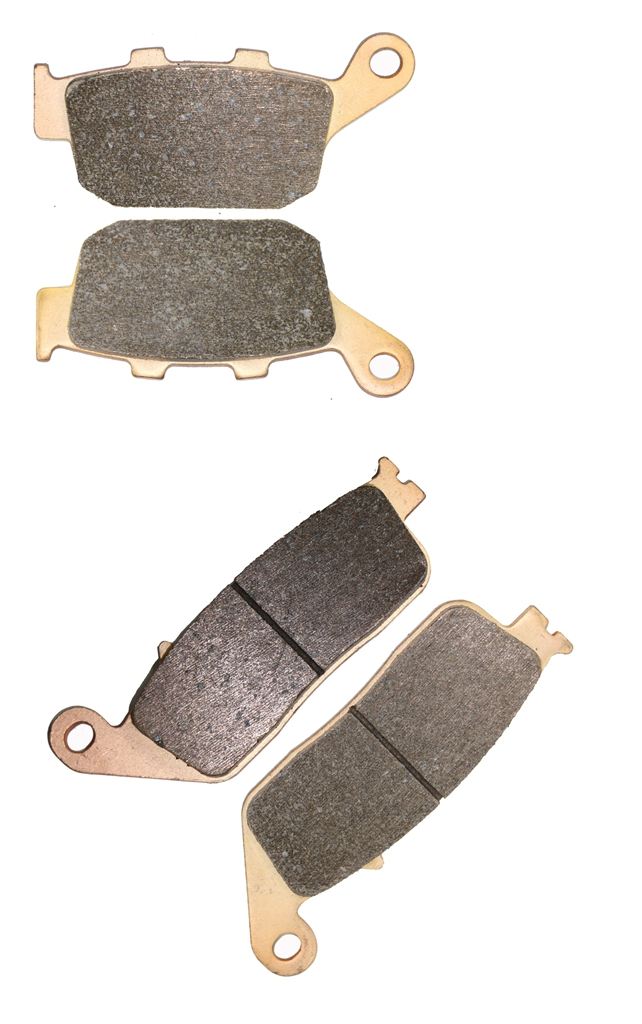Disc Brake Pad Set For CB300F CB400F CB-1 CB500X ABS NBX FA140