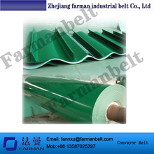 Hot Sell Pvc Baffle Conveyor Belt Used In Food Processing Industry(China)