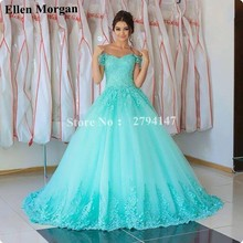 Beautiful Wedding Dresses 2017 Lace Vestido De Noiva Court Train Weding Princess Tulle Lace African Girls Cheap Bridal Gowns