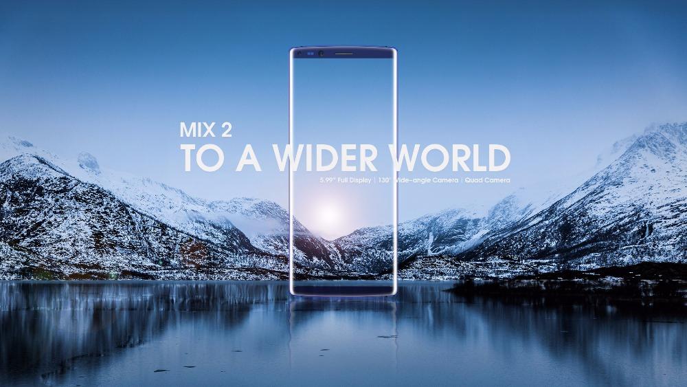 DOOGEE MIX 2 Smartphone Android Phone-1