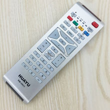 universal remote control suitable for philips TV/DVD/AUX REMOTE CONTROL CONTROLLER RM-631 RC1683701/01 RC1683702-01(China)