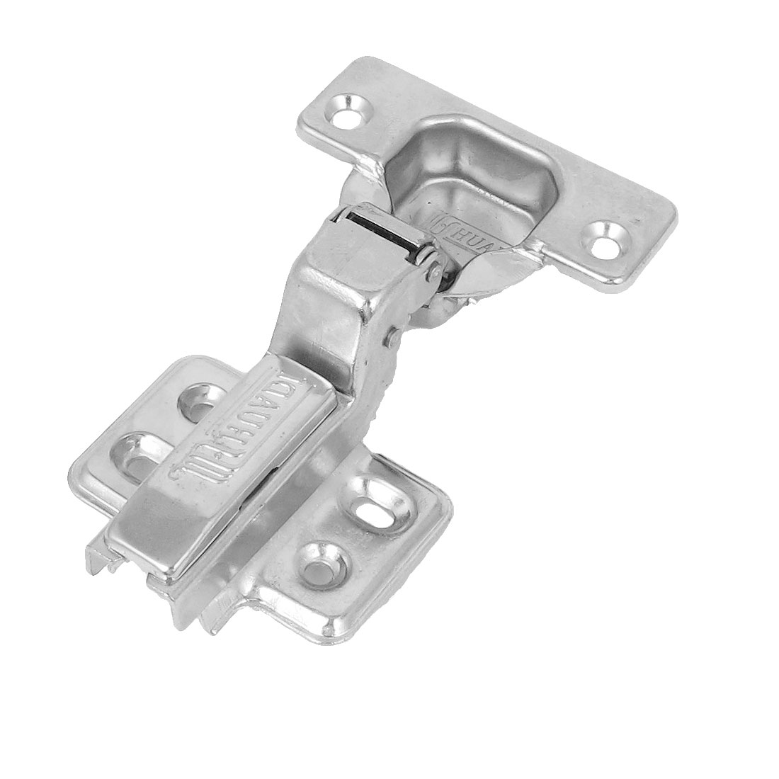 Cabinet Door Cupboard Drawer Metal Adjustable Angle Self Closing Inset Concealed Hinge(China)