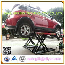 2017 1m 3 ton car lift Jack Mid rise mobile car lift(China)